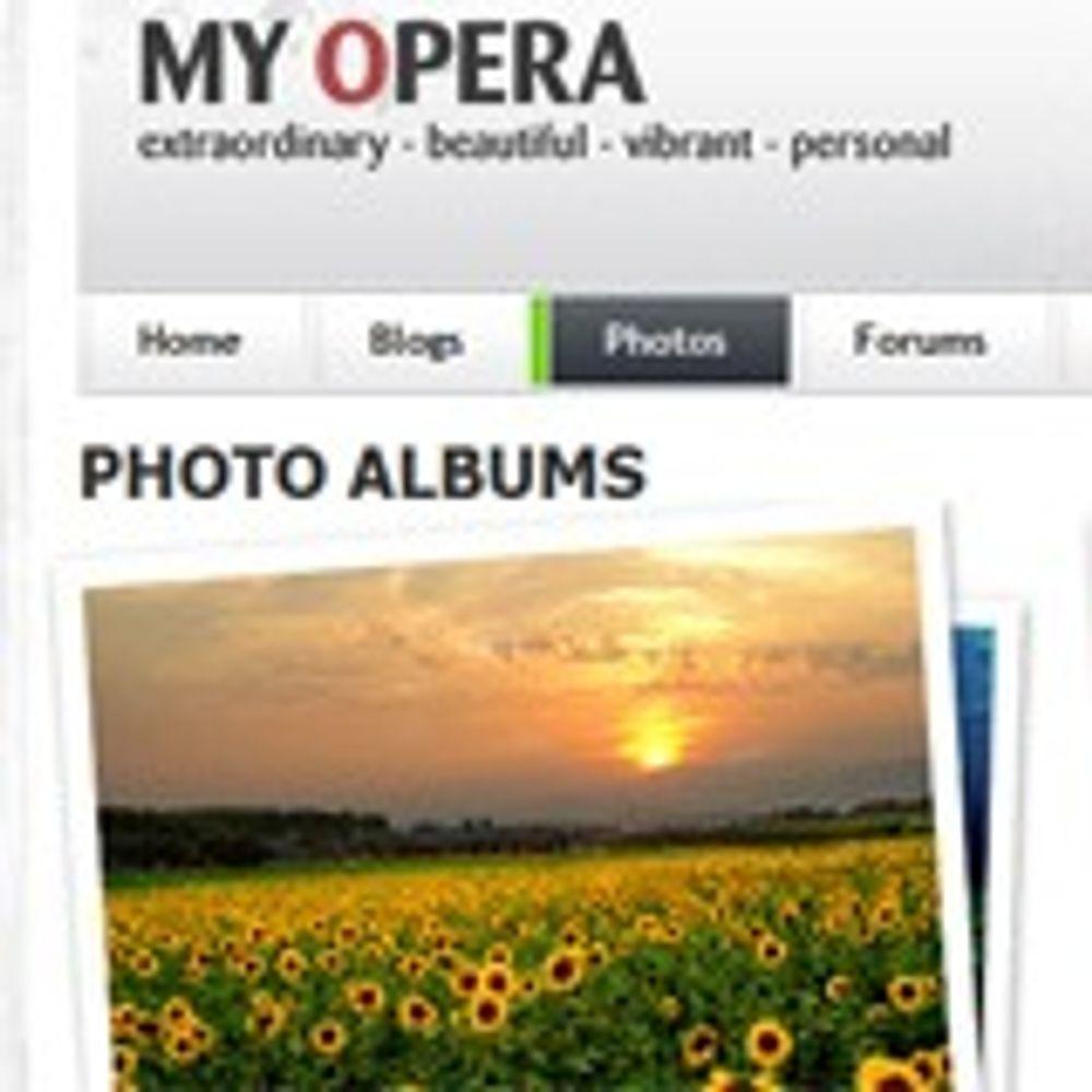 Norske Opera bygger sosiale nettverk