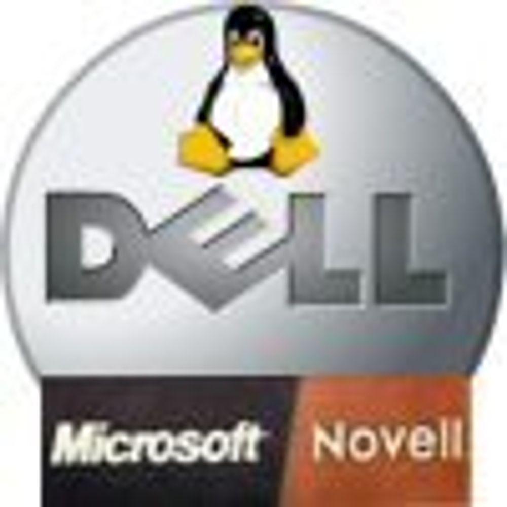 Dell med på Novell og Microsofts Linux-avtale