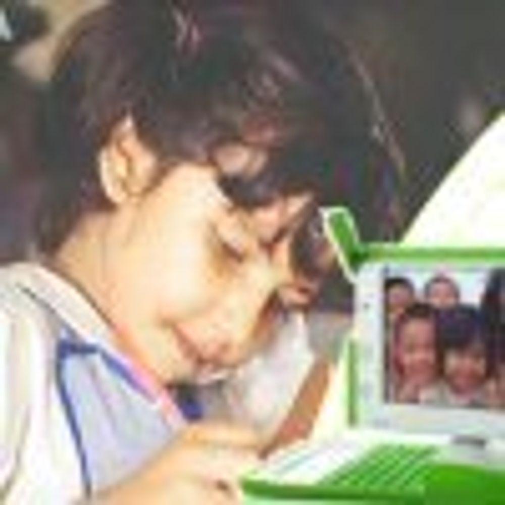 India tror på egen barne-PC til 10 dollar