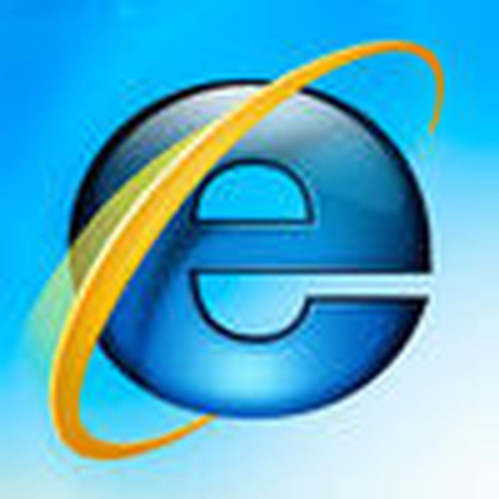 Letter på sløret om Internet Explorer 8