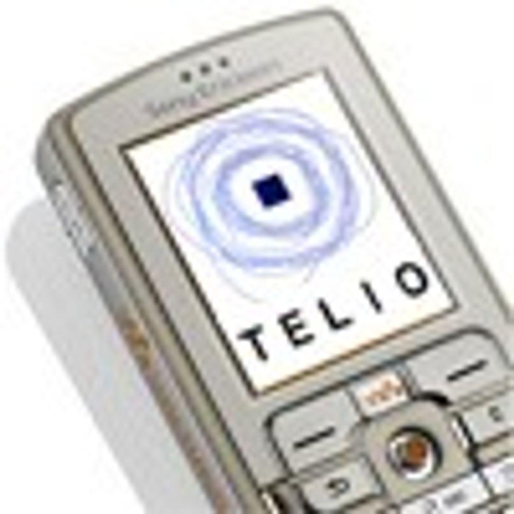 God fremgang for Telio
