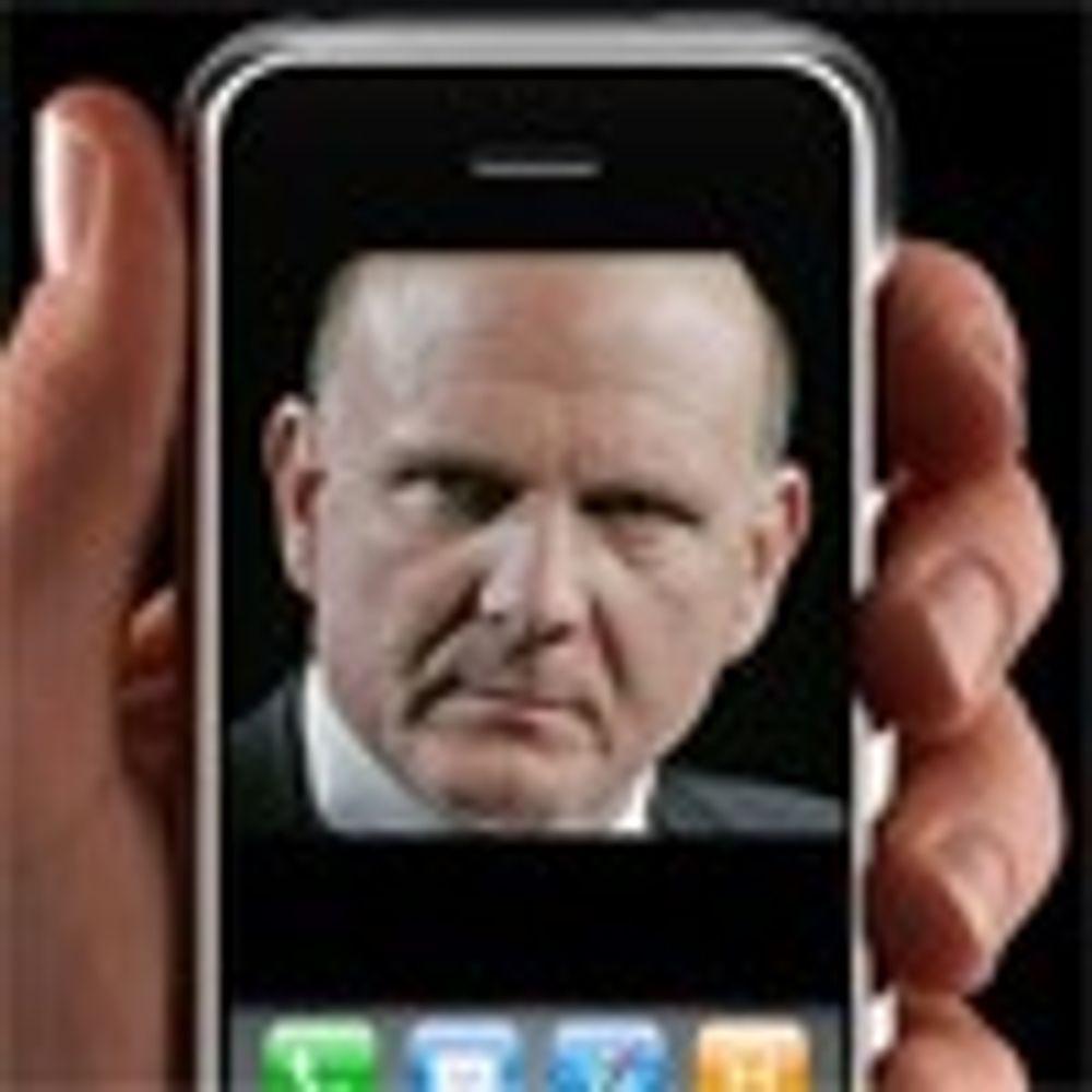Mener Apple iPhone er sjanseløs