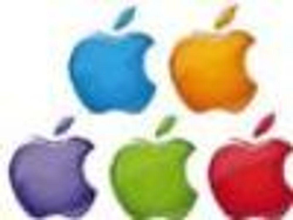Apple lover grønnere epler