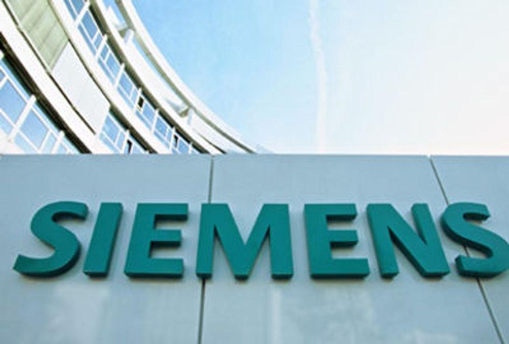 Kampen om Siemens-konsulentene er avgjort