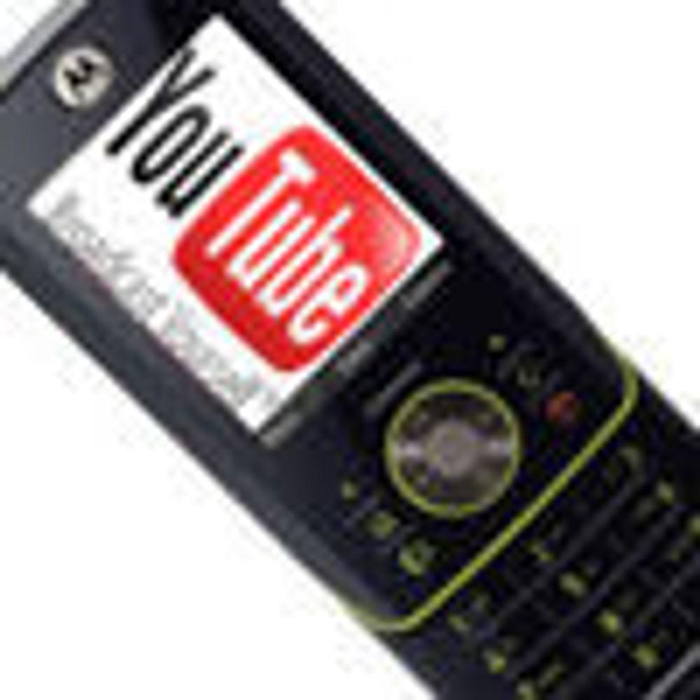 Lover støtte for Flash-video på mobilen