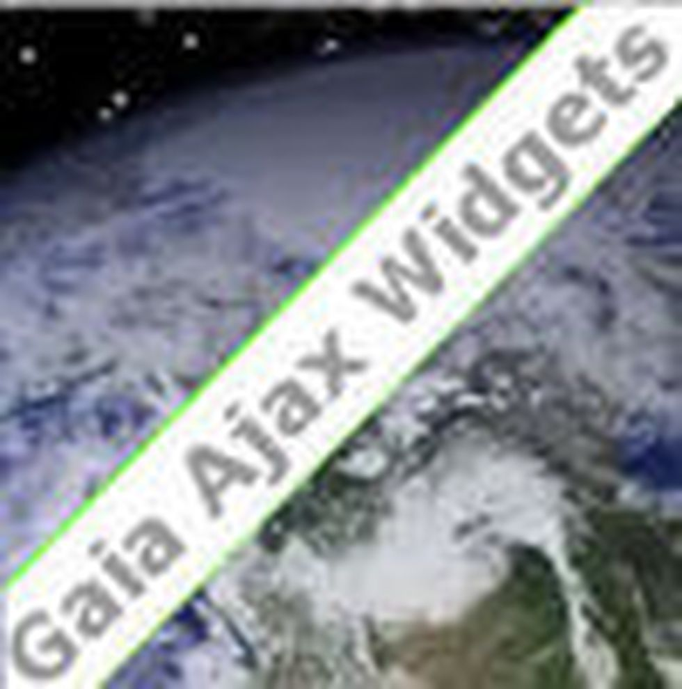 Utfordrer med norsk Ajax-bibliotek