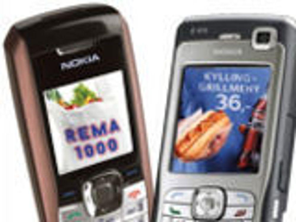 Telenor skeptisk til mobil reklame