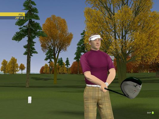 ProStroke Golf: World Tour 2007