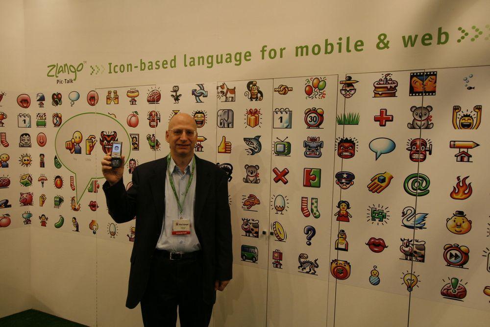 Lager nytt språk for mobil kommunikasjon