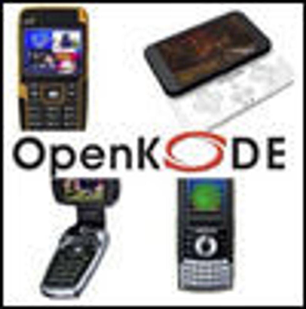 Demonstrerte åpent grafikkrammeverk for mobiler