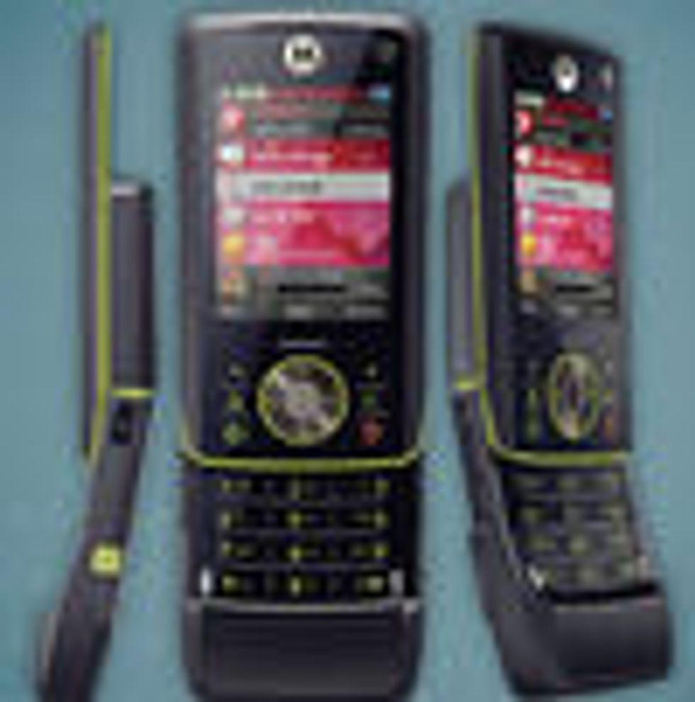 Motorola satser på høyhastighets-mobil
