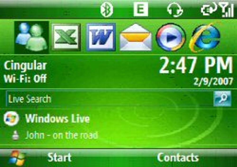 Oppdatert Windows for mobiltelefoner