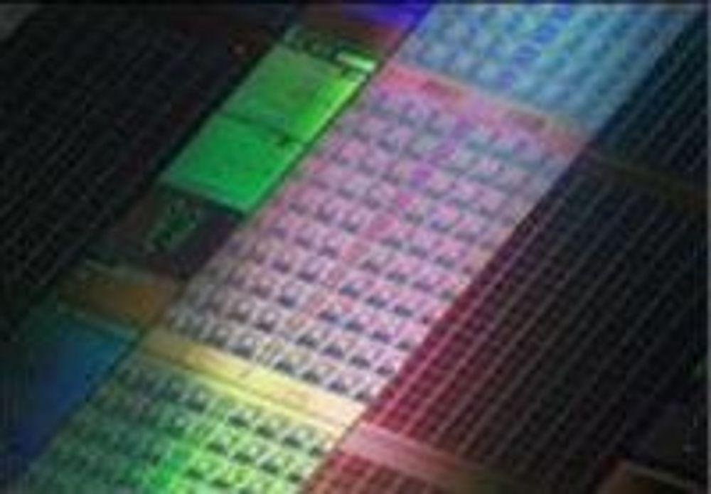 Intel viser 80-kjernet teraflops brikke