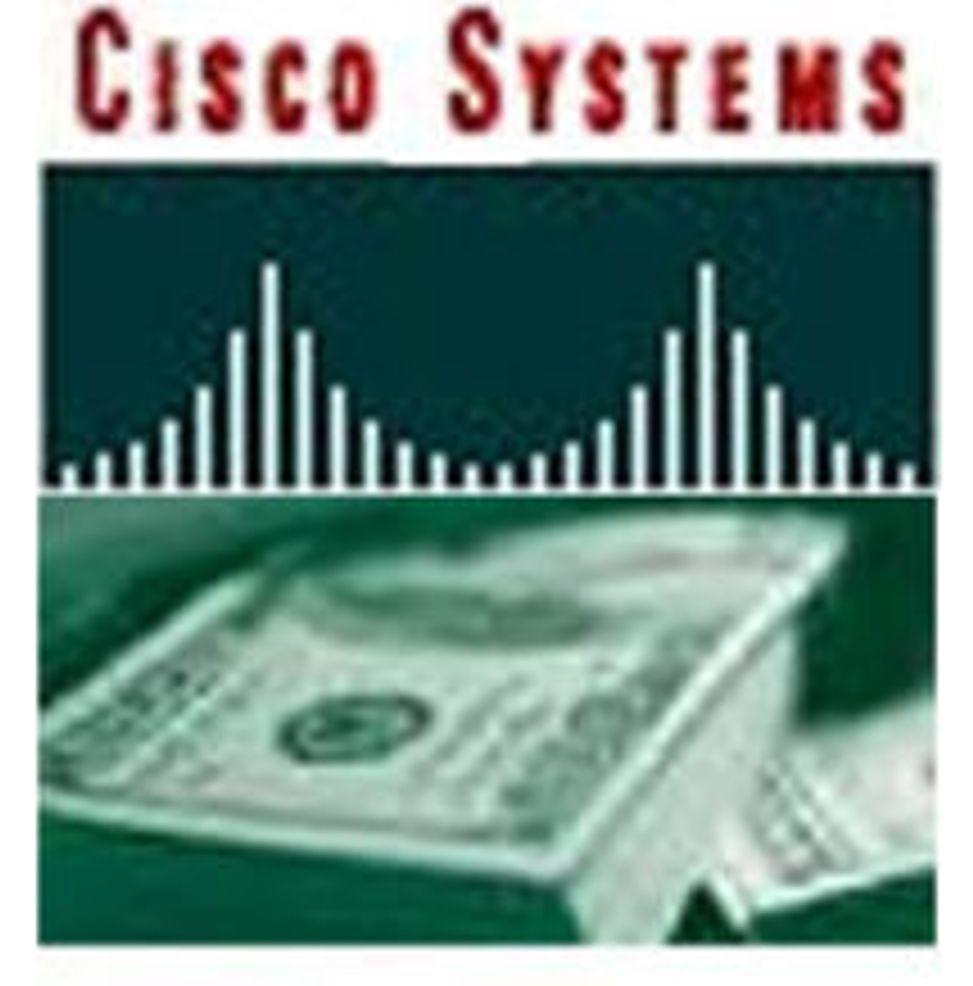 Cisco kjøper seg inn i sosiale nettverk