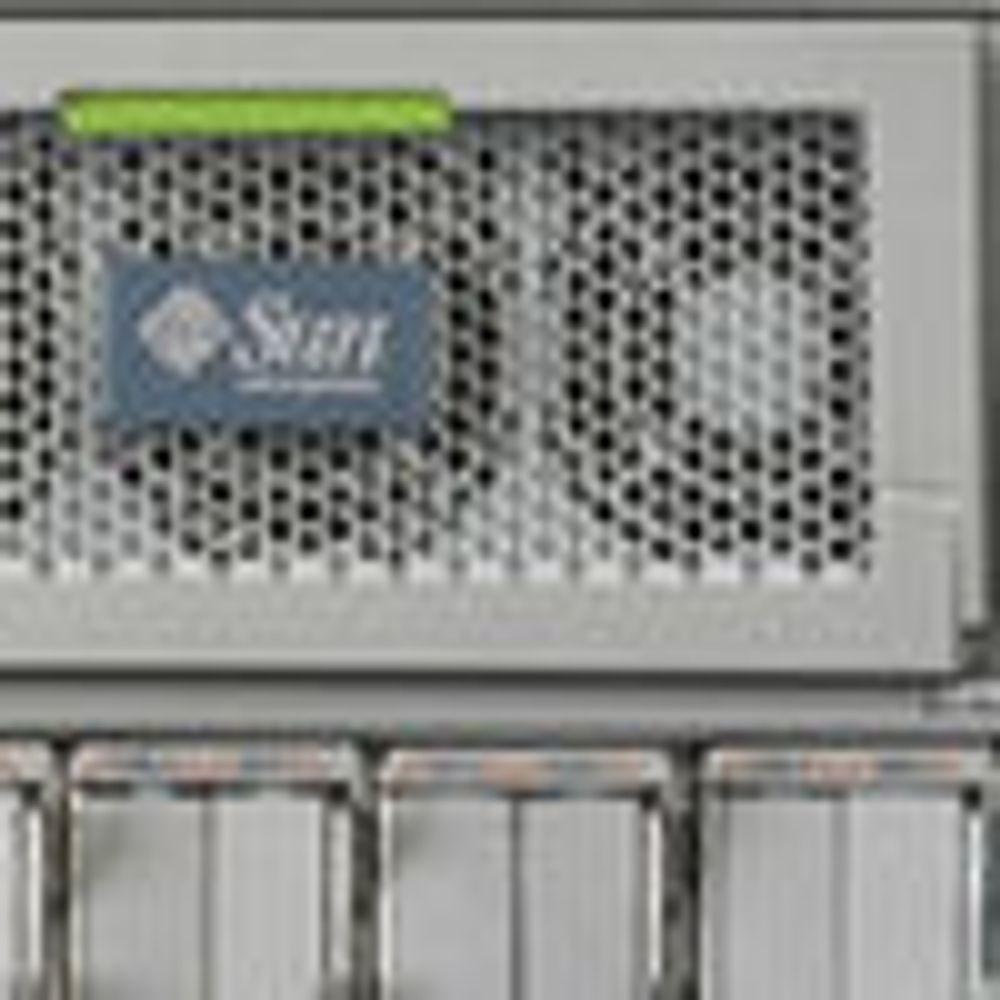 Suns nye bladservere har tre prosessorvalg