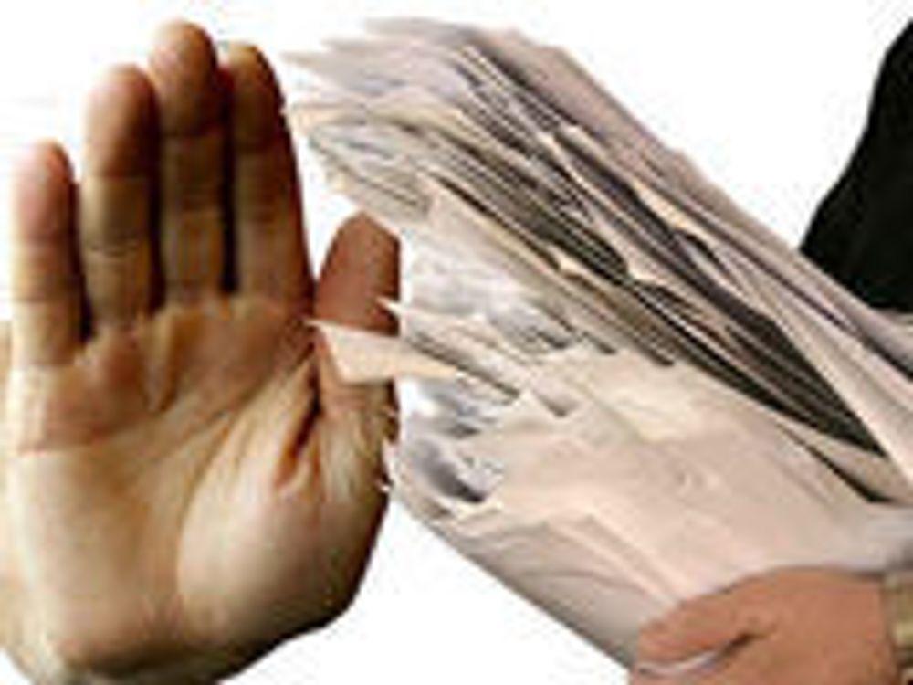 Nå skal det bli slutt på tullepatenter