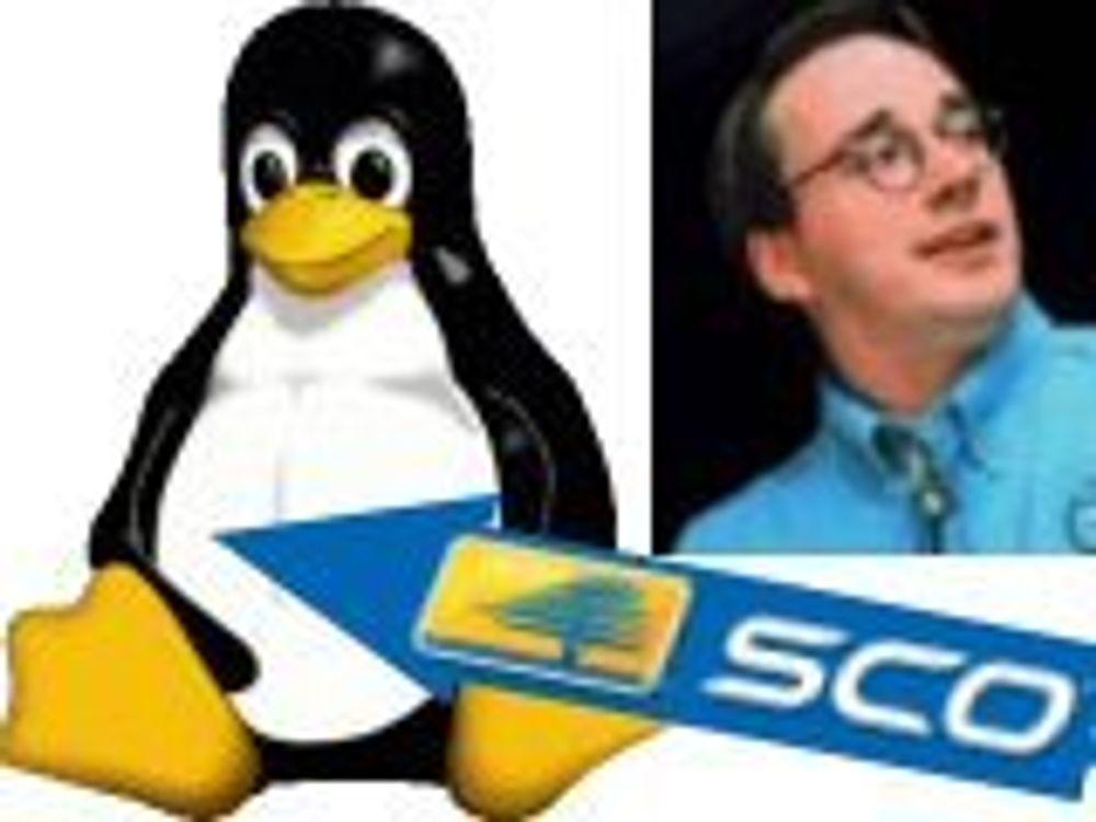 Ville stoppe kjeften på Linus Torvalds