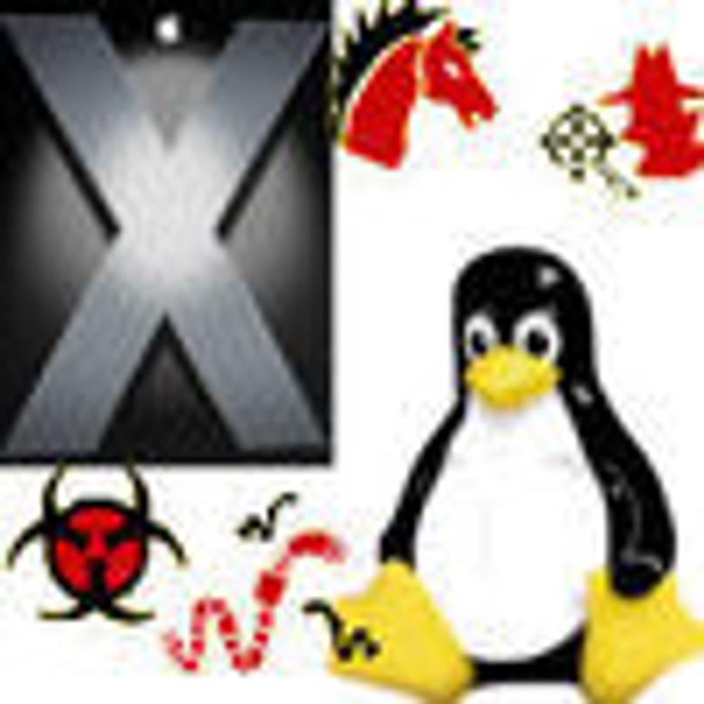 Forventer mer «virus» til Mac, Linux og mobiler
