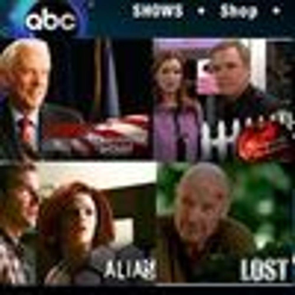 TV-serier på web et brukbart alternativ