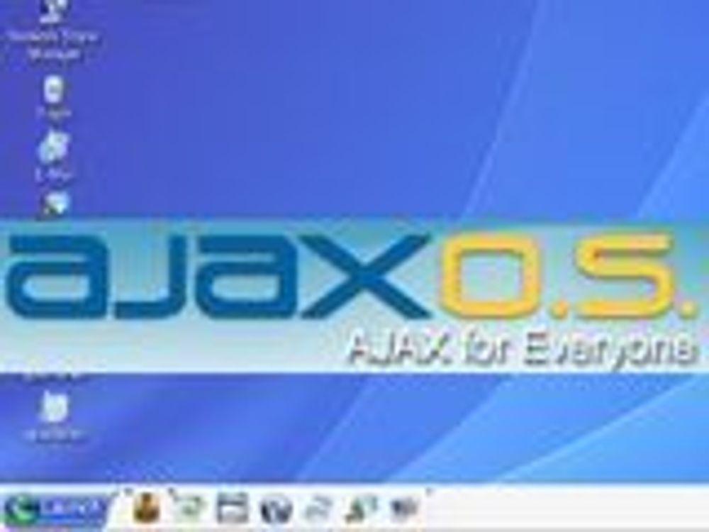 Deler ut ny Linux for nett-programvare
