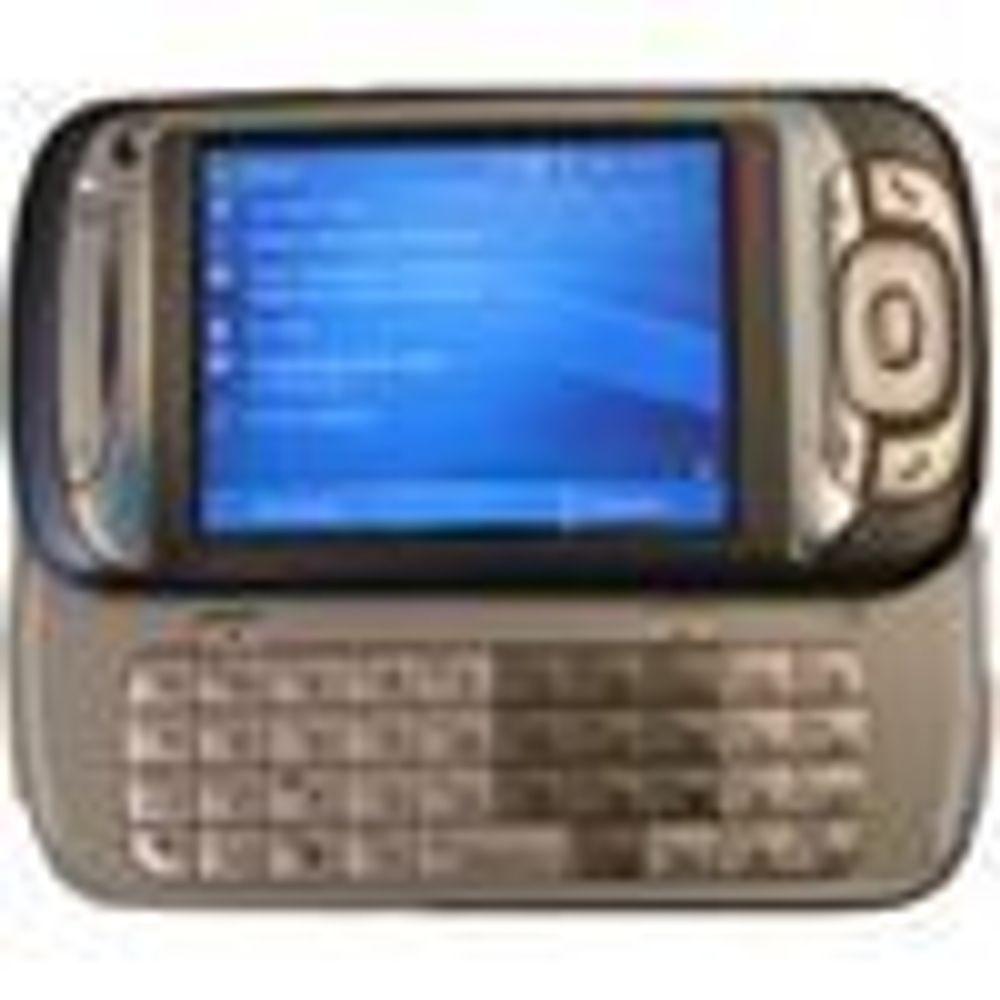 Nye Qtek 3G-telefoner til Norge