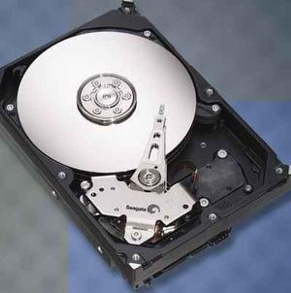 Seagate forbereder rekordstor harddisk