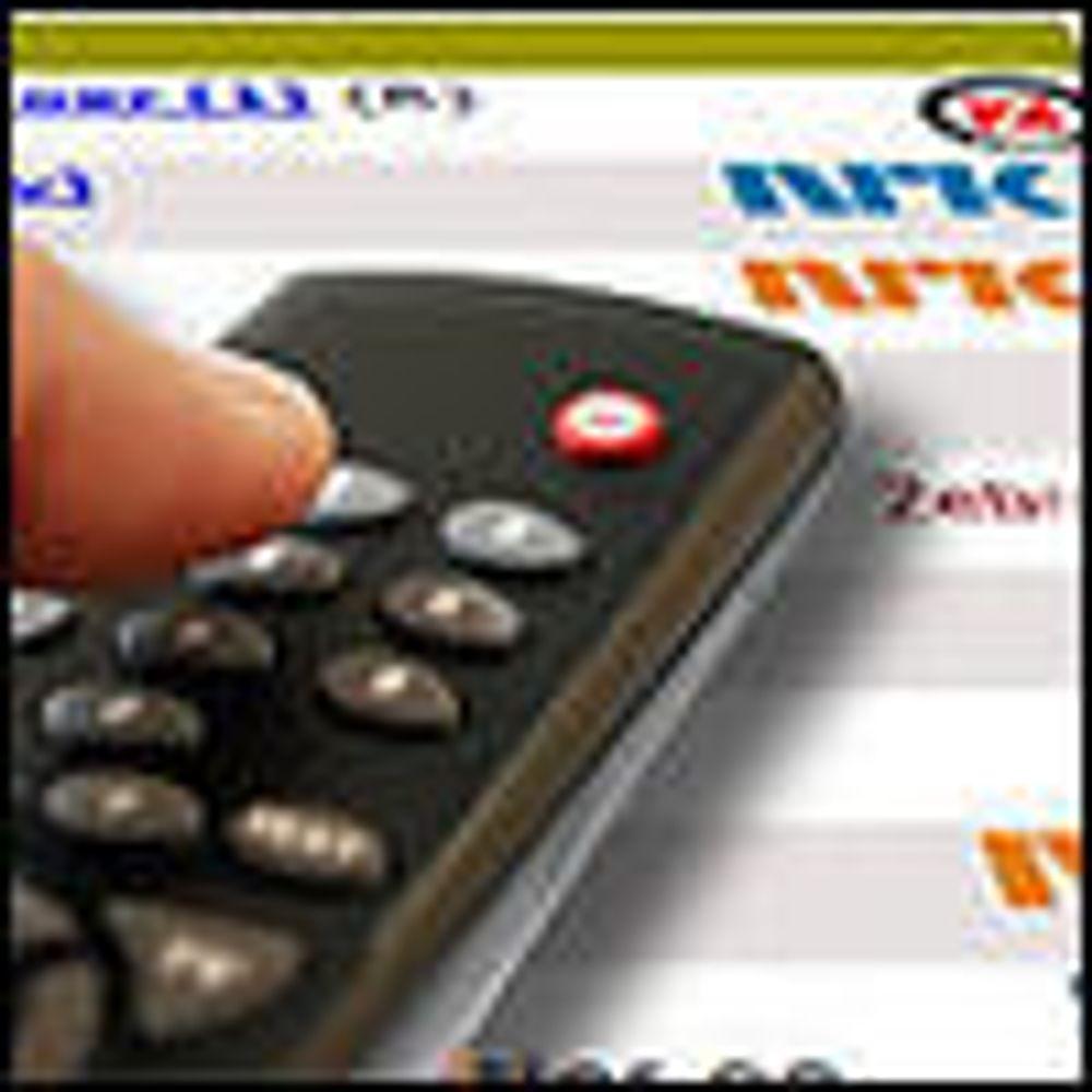 Overfører TV-program til mobilen