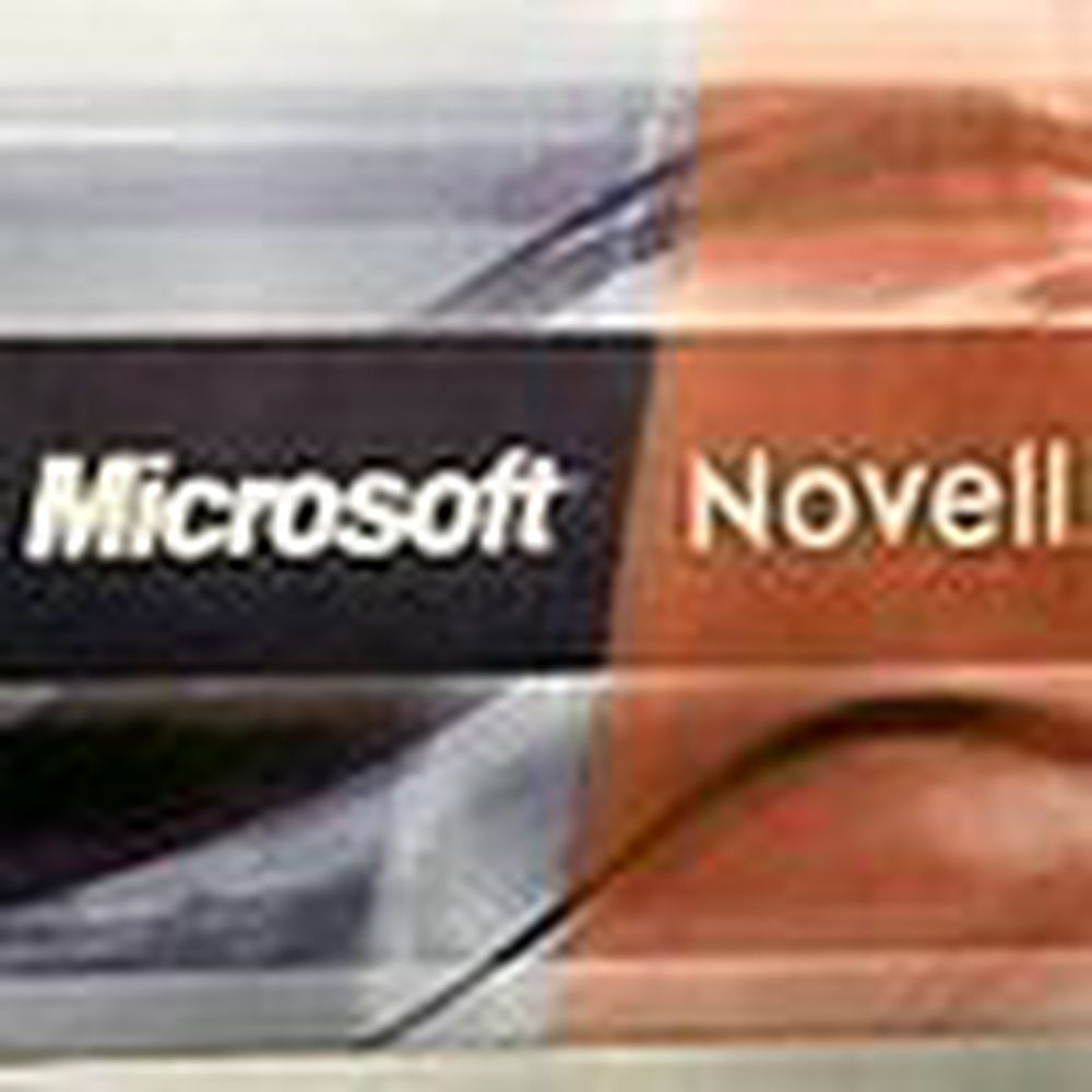 Microsoft anbefaler Novells Suse Linux