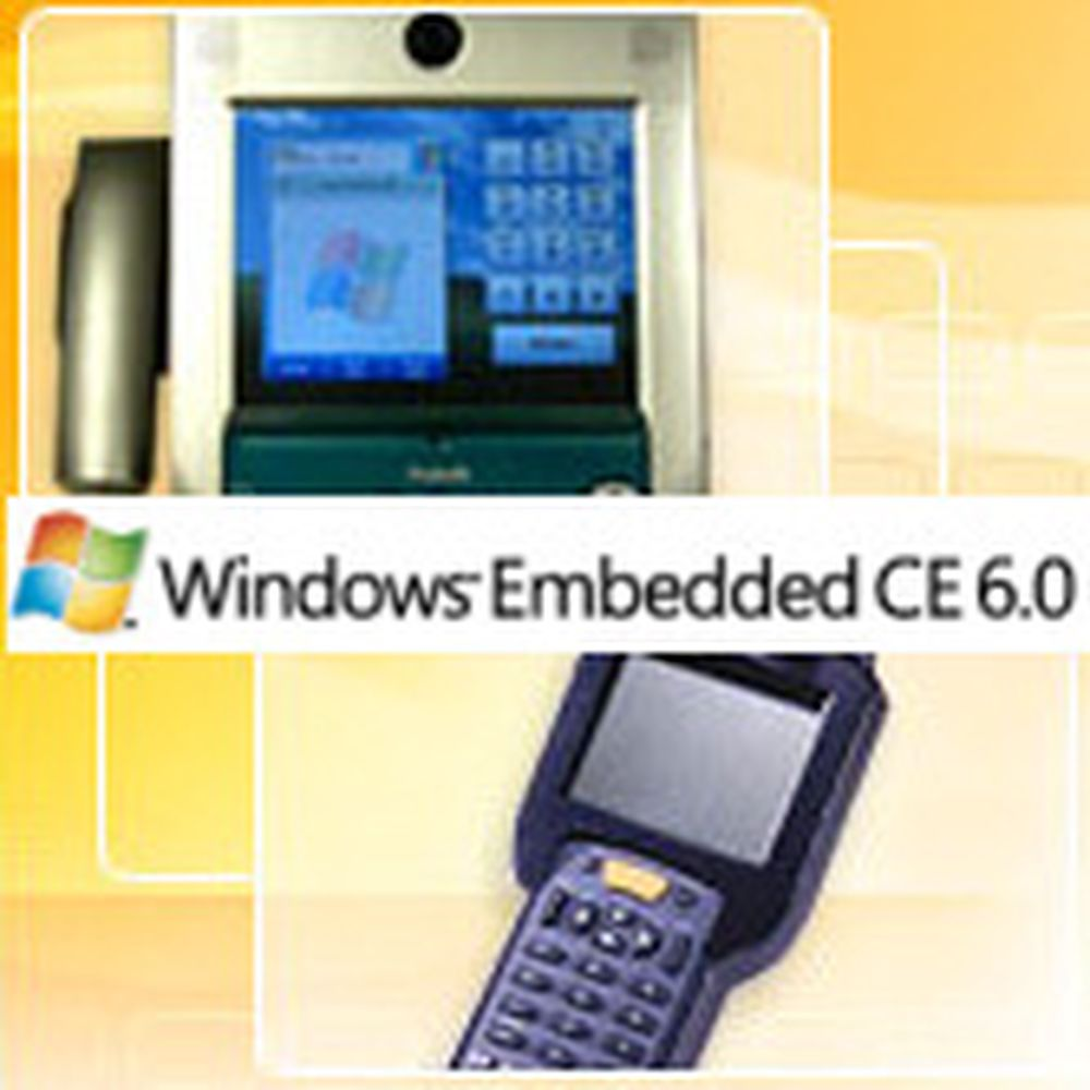 Lanserte ny Windows CE for integrering