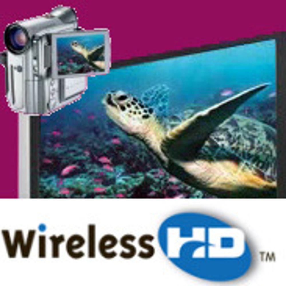 Vil sende ukomprimert HDTV trådløst i hjemmet