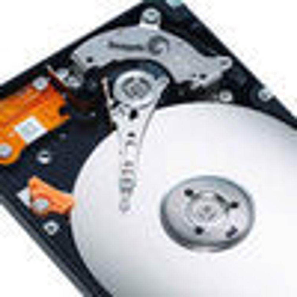 Selvkrypterende harddisker for bærbare
