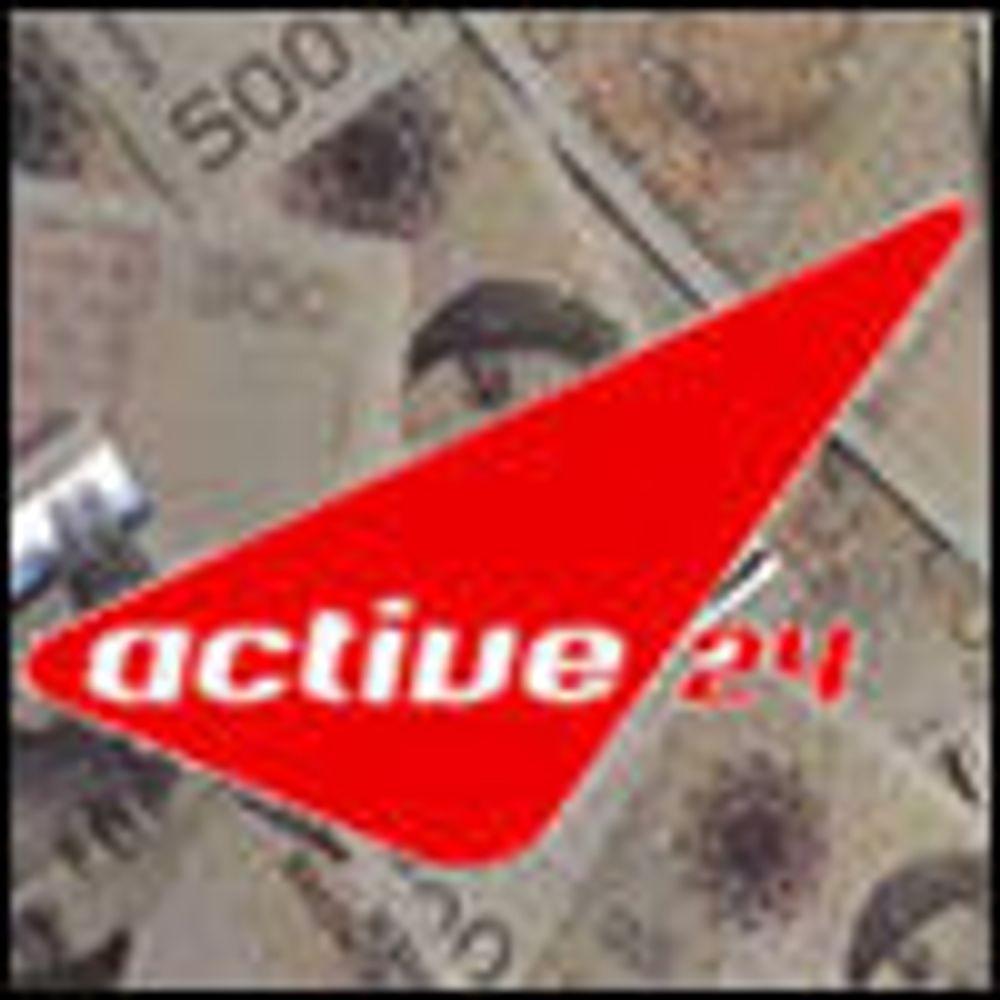 Søksmål og motsøksmål etter Active 24 kjøpet