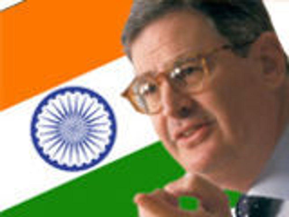 IBM India blir større enn IBM USA
