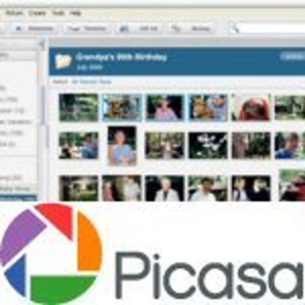 Google med Linux-utgave av Picasa