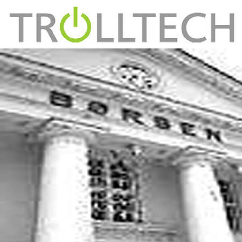 Trolltech skal noteres på Oslo Børs