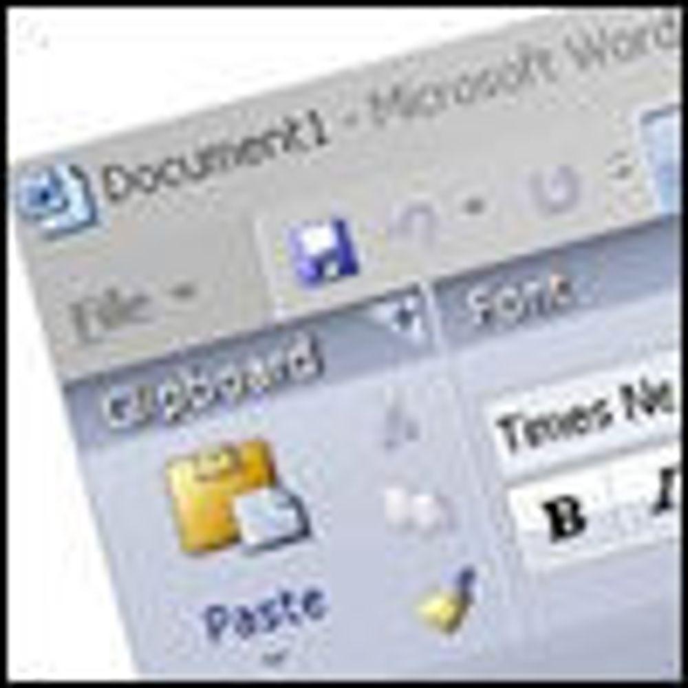 Nå kan du laste ned beta av Office 2007