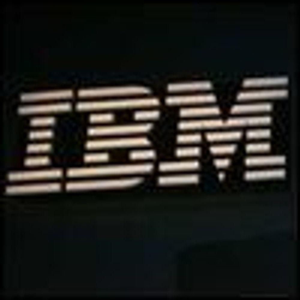 IBM spiser andeler i servermarkedet