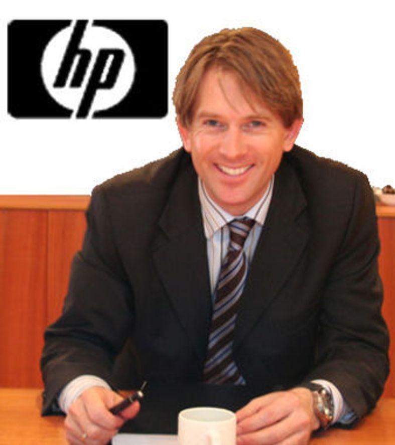 HP Norge går bedre enn moderselskapet