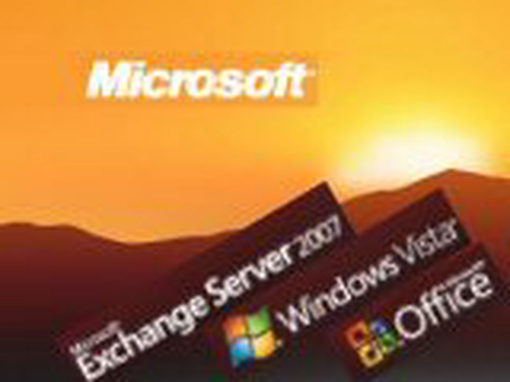 Microsoft skal hamre inn tre produkter