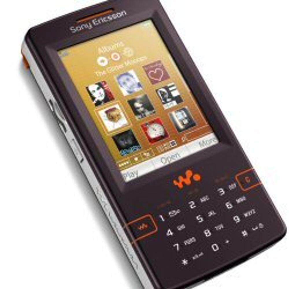 Sony-Ericsson går som en kule