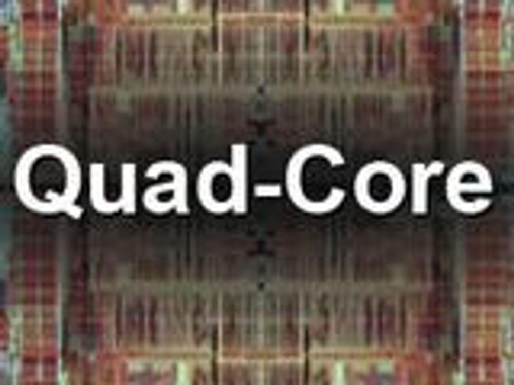AMD avduker sin 4-kjerne-brikke
