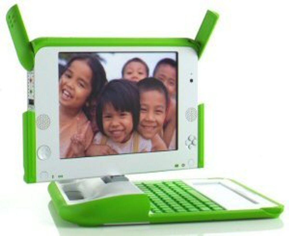 Avansert sikkerhet i barne-PC-en