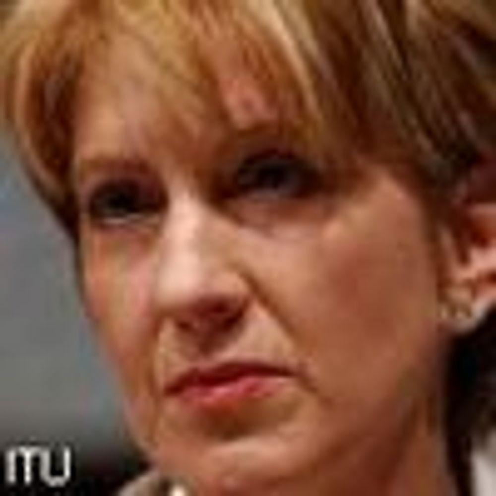 Carly Fiorina bretter ut HPs indre liv