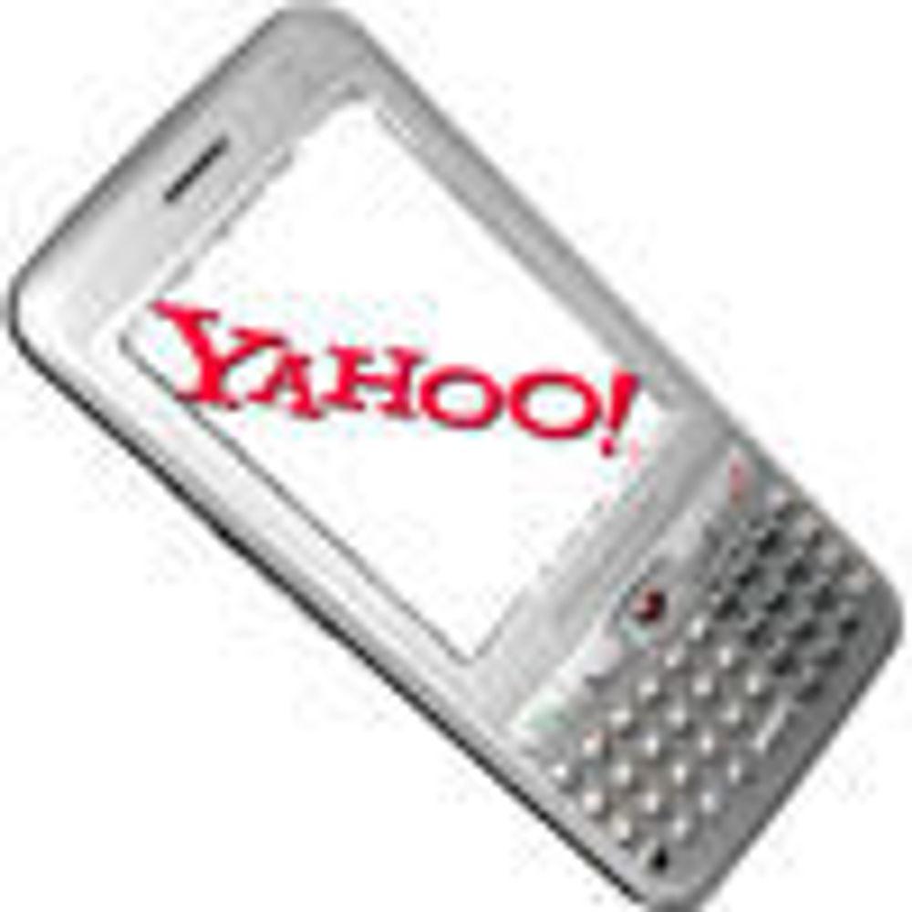 Tester annonsesystem for mobile surfere
