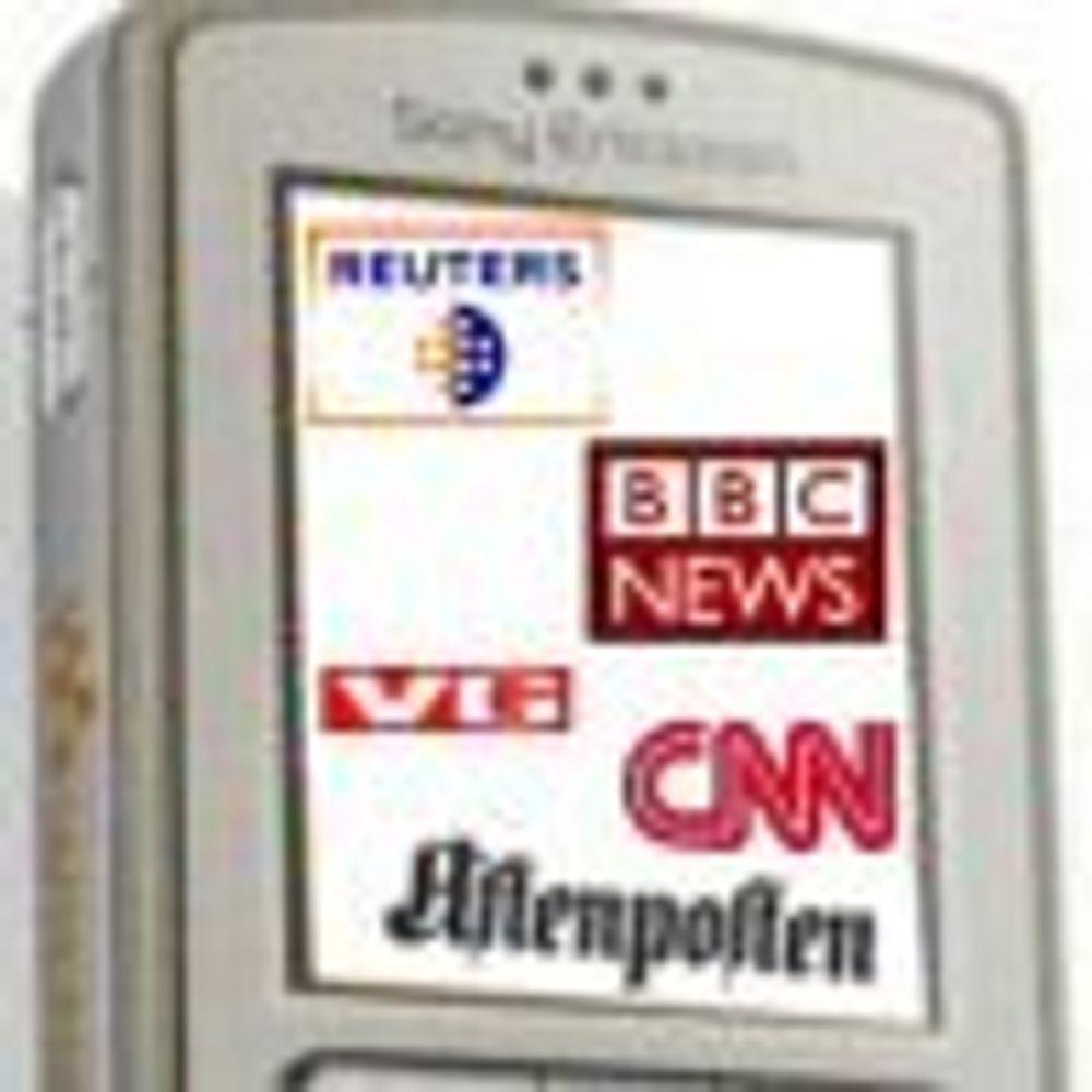 Gratis RSS-tjeneste til mobilen