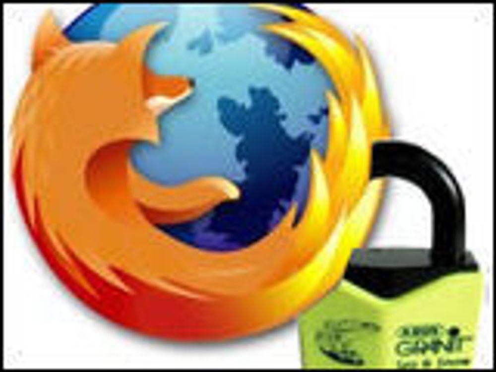 Firefox-hull påstått umulig å fikse