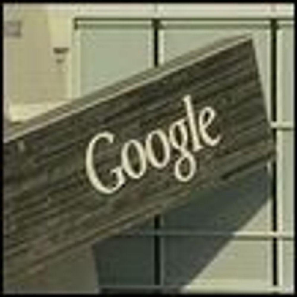 Ikke noe stort Google-oppkjøp