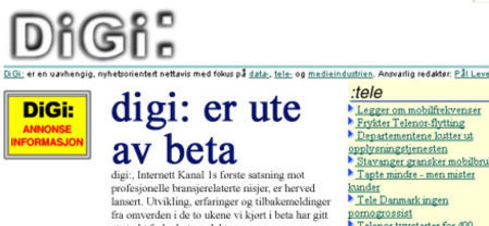 KOMMENTAR: Norges første nettavis fyller 10 år