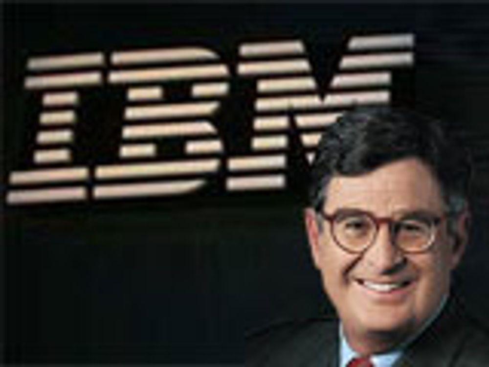 IBM kjøper sikkerhetsselskapet ISS