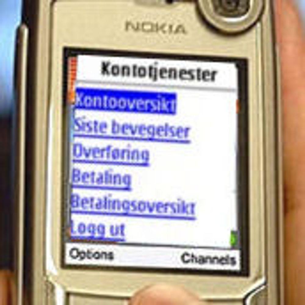 Lover sikrere betalings-tjenester for mobilen